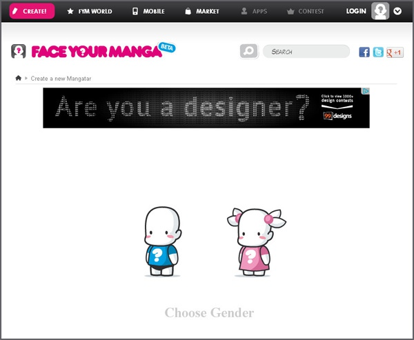 онлайн программа для создания аватарок: