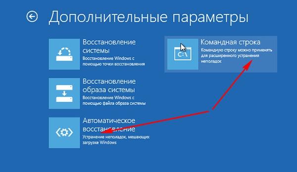 Исправление некоторых ошибок загрузки Windows 8