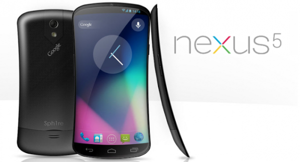 Google Nexus 5 � ������ ������������ � ������������ �����